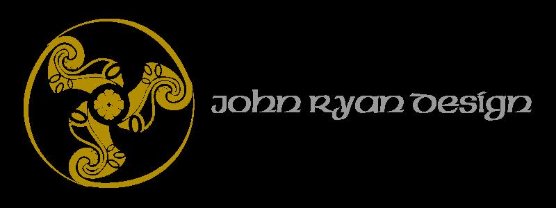John Ryan Design Retina Logo