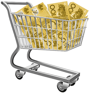 E Commerce Shopping Cart
