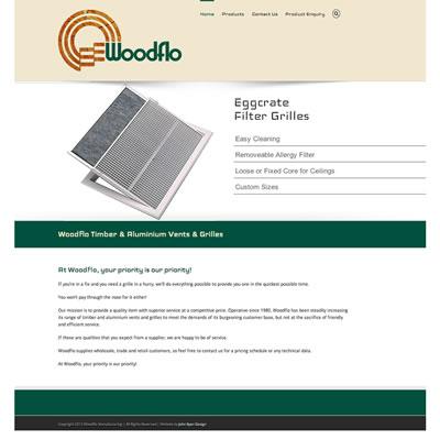 Woodflo Timber & Aluminium Vents & Grilles