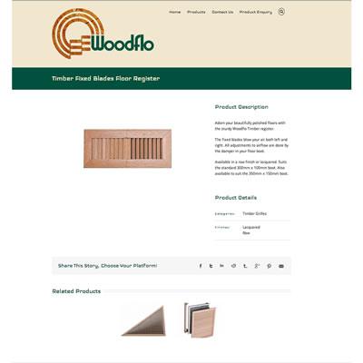 Website Design & Development :