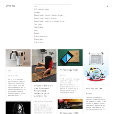 Website Design & Development : RMIT