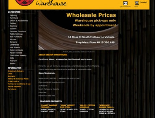 Asian Design Warehouse