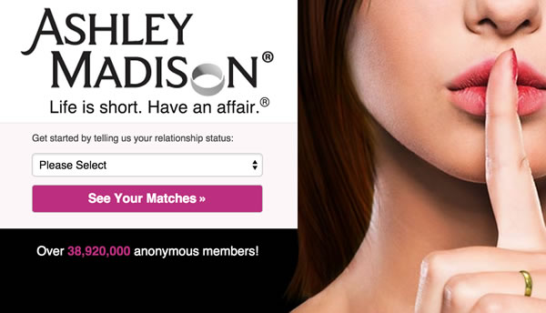Free version of ashley madison
