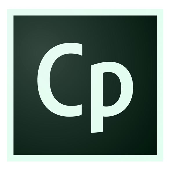 Adobe Captivate 9 Workspace