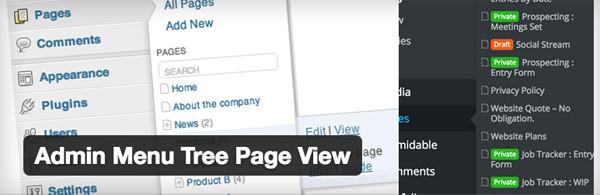 WordPress Administrator Plugins