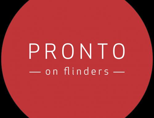 Pronto On Flinders Restaurant Website