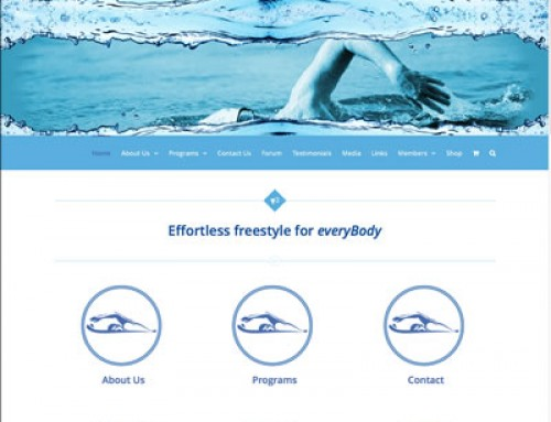 Swimwell – Personal Training & Events