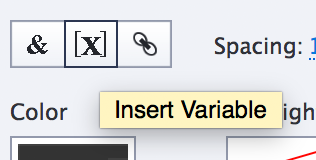 Using Javascript in Captivate User Variables