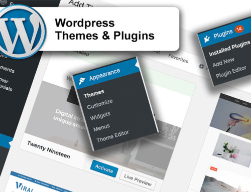 Planning a website – Themes and Plugins