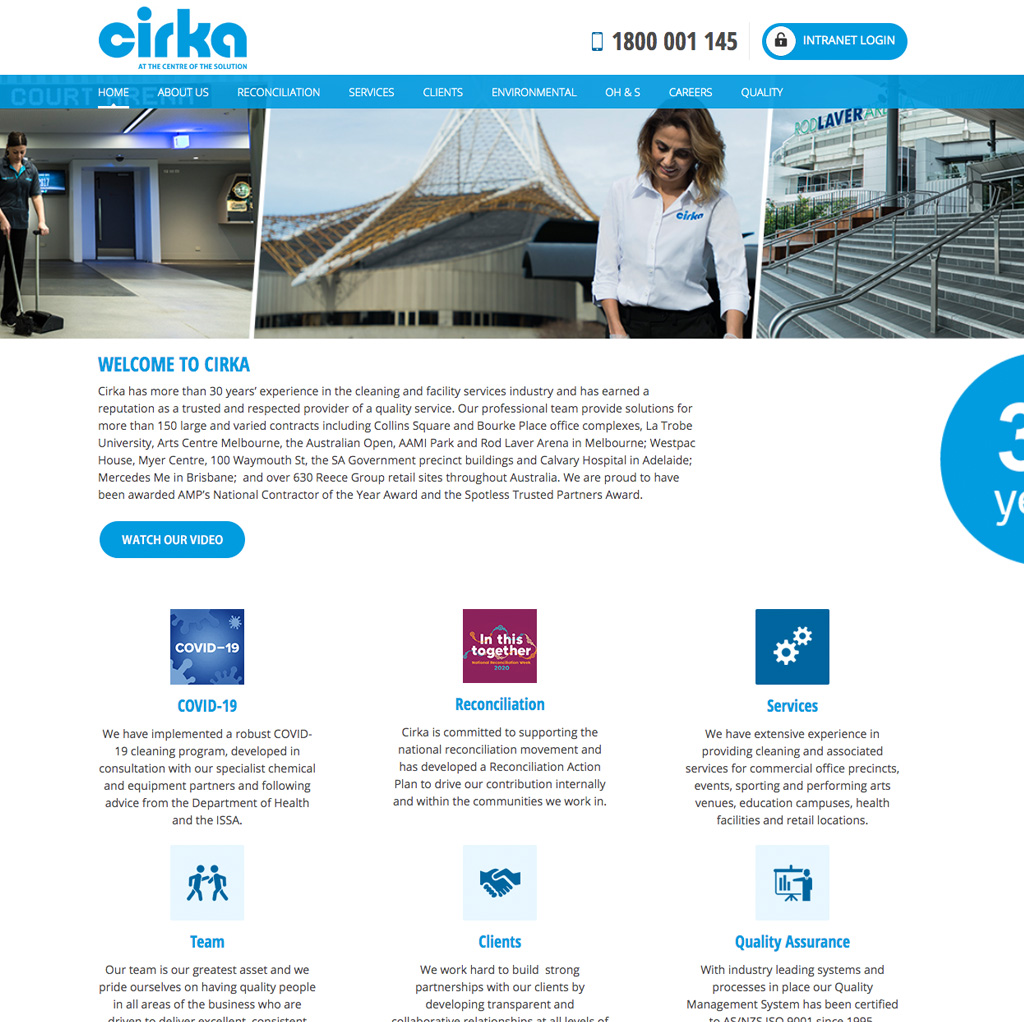 Cirka Cleaning